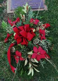 Christmas Grave Decorations Wedding Flowers Chesterfield Floral Co Chesterfield Nj Doyle