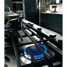 Ge Downdraft Cooktop Kitchen Best Downdraft Gas Electric Cooktops Kitchenaid Inside 36