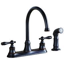 faucet shop aquasource oil rubbed bronze handle high arc kitchen