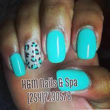 h u0026m nails spa manicure pedicure waxing nail salon in killeen