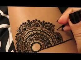 hennatattoo aztec pattern meaning tribal sun shoulder