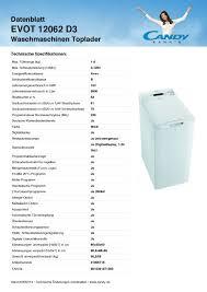 waschmaschine ratenzahlung candy waschmaschine toplader evot 12062 d3 lidl deutschland