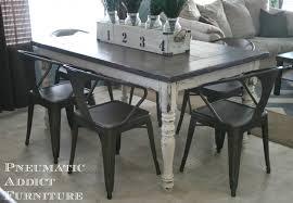 Farmhouse Table by Pneumatic Addict Industrial Farmhouse Table