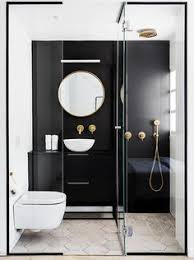 Bathroom A by In This Melbourne Bathroom A Moroccan Inspired Schumacher