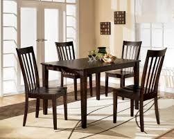 Rectangular Kitchen Table by Chair Homelegance Lee Dining Table Espresso Crackle Glass Insert