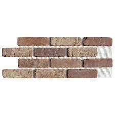 shop brick veneer at lowes com