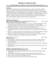 functional resume template administrative assistant director resume template freenal builder maker online creator striking free