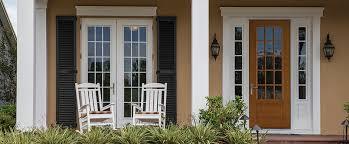 Colonial Exterior Doors Entry Doors Fiber Classic Oak Therma Tru