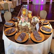 event rentals nyc 60 rounded acrylic mirror table tops couture event rentals nyc