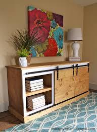 Door Desk Diy 9 Diy Barn Door Home Crafts For A Rustic Feel Shelterness