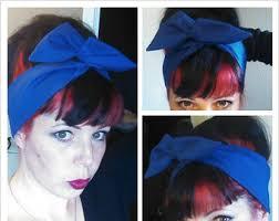 polka dot hair dolly bow white polka dot hair bow 1940s 1950s