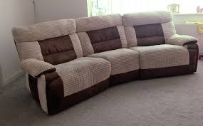 Electric Recliner Sofa Scs Nelson 4 Seater Electric Reclining Sofa With Coordinating Foot