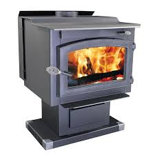 shop vogelzang 2200 sq ft wood burning stove at lowes com