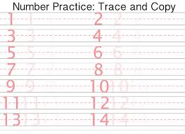 handwriting worksheets with numbers printable free worksheets writing numbers in words and figures worksheet