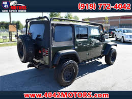 2009 jeep rubicon for sale 2009 jeep wrangler unlimted rubicon for sale in garner