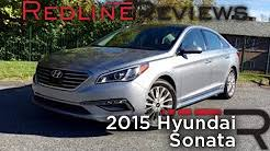 hyundai sonata 0 60 2015 hyundai sonata sport 2 0l turbo 0 60 mph test review http
