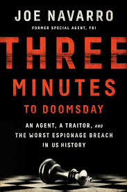 three minutes to doomsday book by joe navarro official