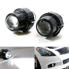 Nissan Rogue Fog Lights - direct oem replacement projector fog lamps for nissan cube juke