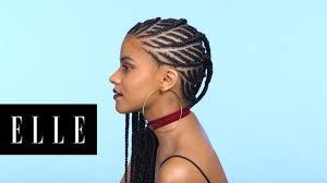 half u0026 half braids with