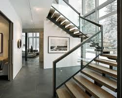 modern staircase capitol creek home decor pinterest metal