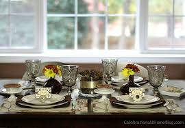 thanksgiving tablescape ideas celebrations at home