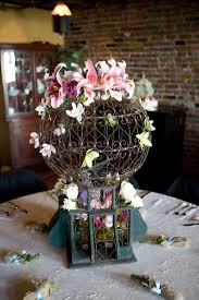 birdcage centerpieces centerpieces event design antique birdcage centerpiece