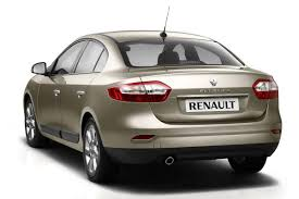renault fluence new compact sedan for russia turkey and romania