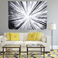 home design brand towels indian beach home design tapestry decor tree print art wall decor