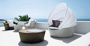 Dedon Hemisphere Richard Frinier Luxury Indooroutdoor - Upscale outdoor furniture