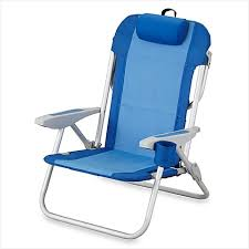 Folding Chair Bed Folding Chair With Canopy Get 5 Position Backpack