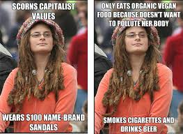 Hippie Woman Meme - one does not simply go on memebase and then try to get homework