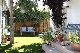 Alternatives To Grass In Backyard by Is Fake Grass Good For Los Angeles During The Drought La Times