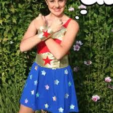 Homemade Woman Halloween Costume Sew Woman Costume Homemade Tip Junkie