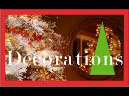 christmas tree christmas decorations and christmas decorating