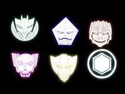 power rangers lost galaxy logo korzet