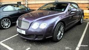 purple bentley mulsanne purple bentley continental gtc speed walkaround youtube