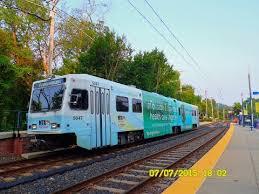 light rail baltimore md mta maryland baltimore light rail mount washington youtube