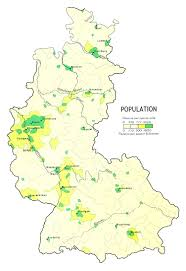 Dortmund Germany Map by Maps Germany Pleasing Map Of East And West Germany With Cities