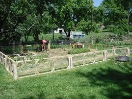 Garden Barrier Ideas Unique Garden Fences Ideas With Modular Garden Fence 9 Image 9 Of