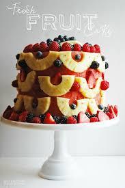 best 25 cake made of fruit ideas on pinterest watermelon cake