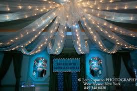 How To Do Ceiling Draping Ceiling U0026 Dance Floor Décor Westchester New York Ct U0026 Nj