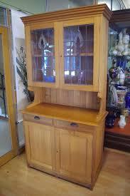 leadlight kitchen cabinets queensland oak kitchen dresser with 1920s leadlight doors 111cm wide 50cm 209cm high