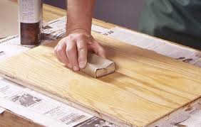 How To Stain Mohagany Doors Youtube by Filling Wood Grain For Perfect Finishing