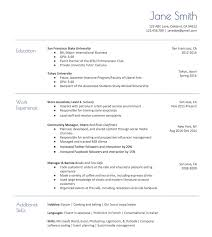 Resume Templates For Cooks 3 Actually Free Resume Templates Localwise