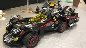batman car lego this epic lego batmobile is four separate bat vehicles in one