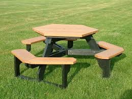 fold out picnic table round picnic table plans picnic table plans lifetime round picnic