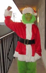 grinch costume grinch costume ebay