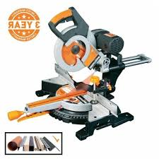 compound miter saw vs table saw ryobi 15 amp 12 in sliding miter saw with laser and free stand