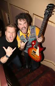 james corden jams with of rock playbill