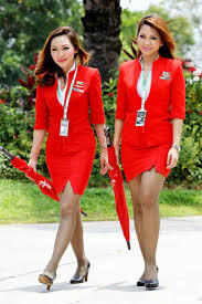 airasia uniform air asia flight attendants google 検索 flight attendants